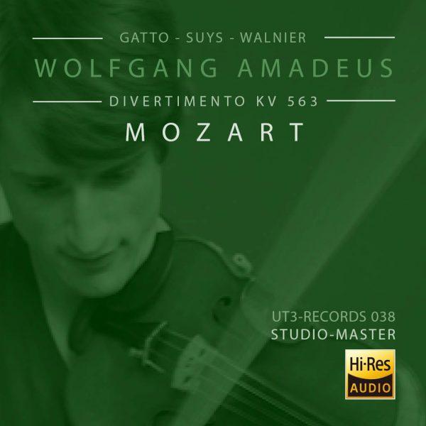 Mozart, Divertimento KV 563